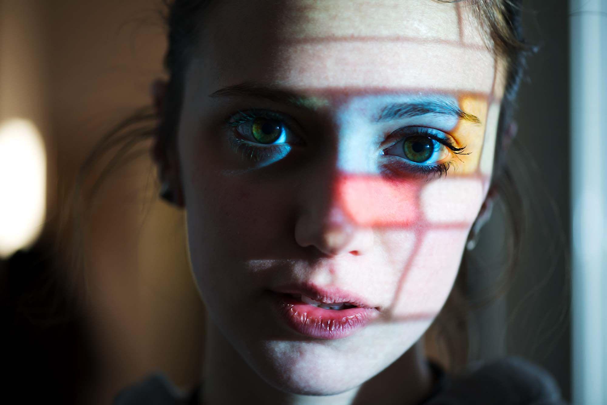 The Portrait by Luca La Veglia on 500px