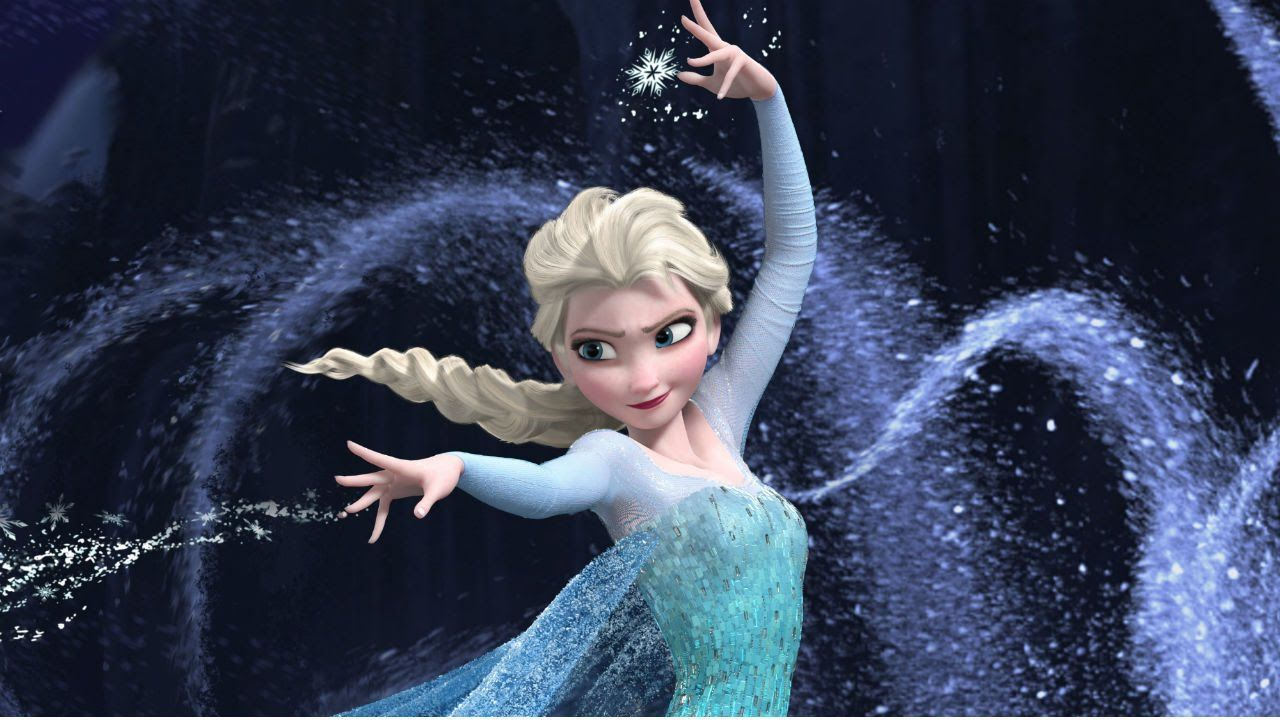 Disney Girl Elsa Frozen Magic To Save her Olaf From Melting | Online