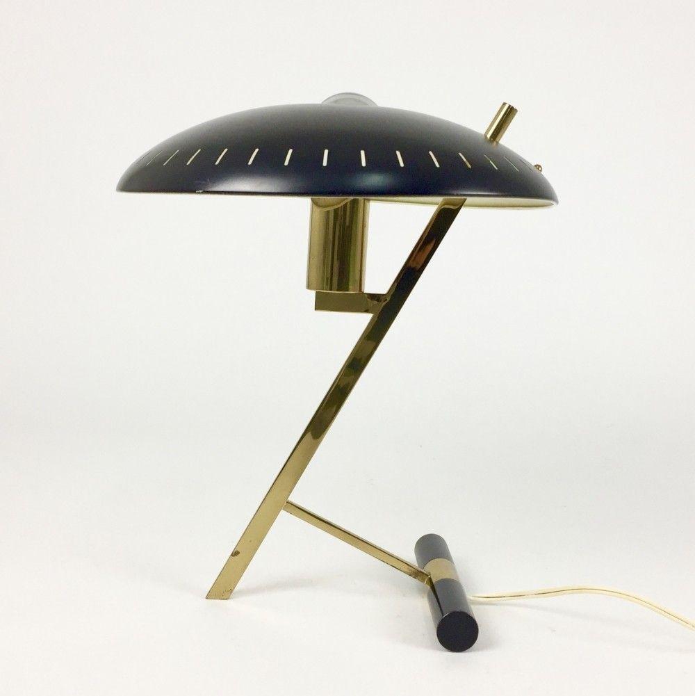 Z desk lamp by louis kalff for philips s office desk lamps