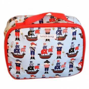 Gisela graham pirate lunch bag for Blake £13