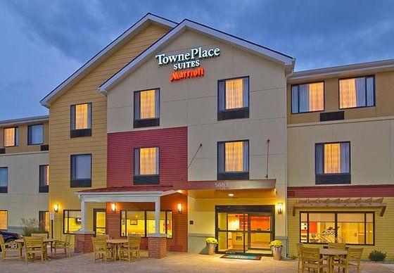 Towneplace Suites Marriott In Lancaster Ca