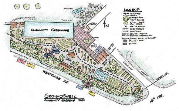 Community Garden Plan | Urban Gardens | Pinterest | Garden