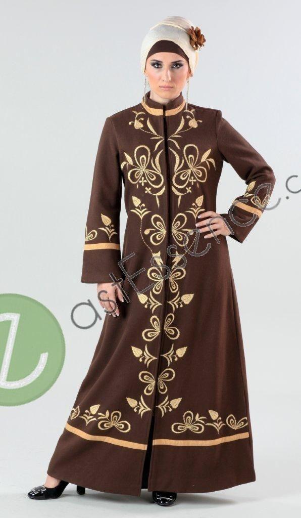 979a97847c Ghazal Jilbab Long Jacket: Traditional Islamic Clothing for Women, Men &  Kids, Buy Modern Muslim Apparel, Designer Kurtis, Fashion Abayas & Jilbabs,  Hijab, ...