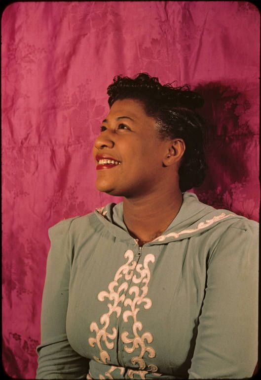 Color Portraits by Carl Van Vechten | African American Studies at Beinecke Library