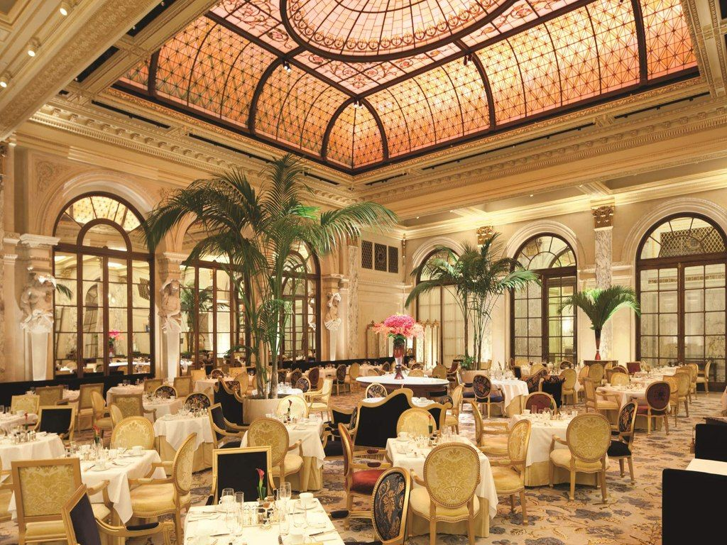 The Plaza, New York: New York Hotels : Condé Nast Traveler..Palm ...