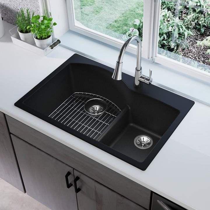 27+ Drop in farmhouse sink black best
