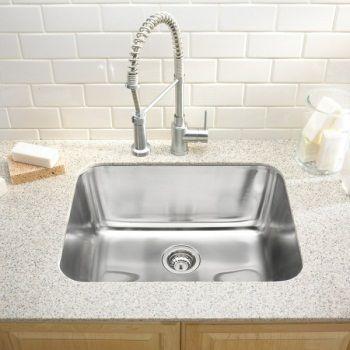 Blanco Practika Stainless Steel Laundry Sink Minimum Cabinet Size 30 760 Mm