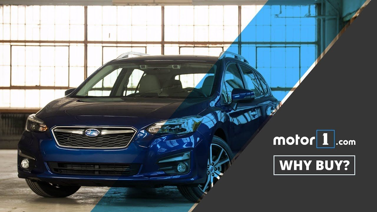 Why Buy? 2017 Subaru Impreza Wagon Review Subaru
