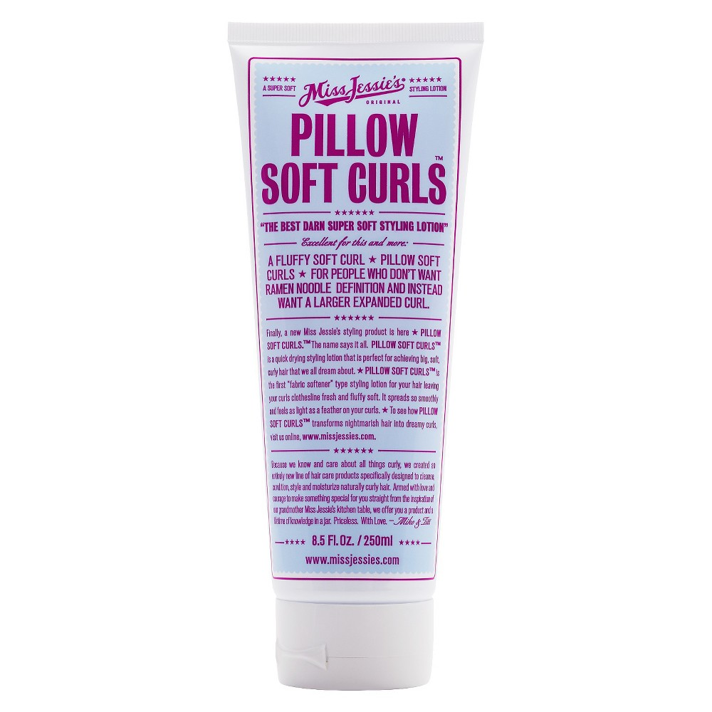 Best Curly Hair Styling Products Miss Jessie's Pillow Soft Curls  85 Fl Oz  Hair Makeup And Makeup
