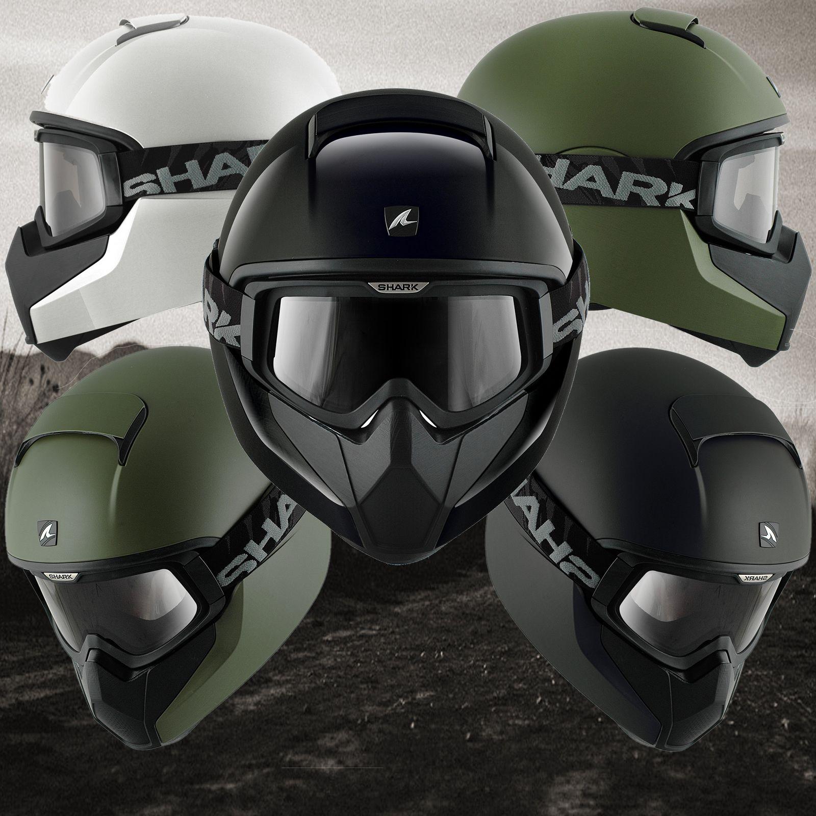 Take to the urban side with the Shark Vancore #Motorcycle #Motorbike #Helmet #Helmets