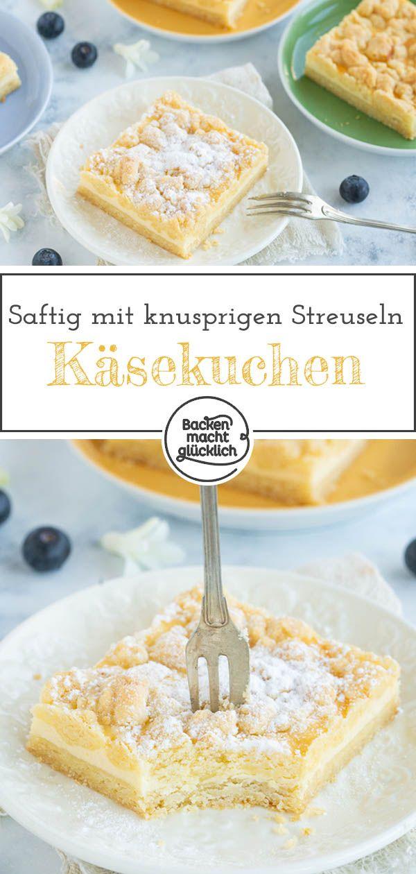 Käse-Streusel-Kuchen