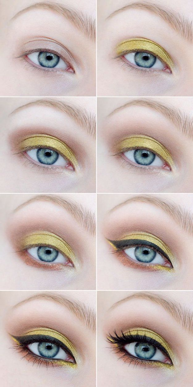 20 Trucos de maquillaje para lograr unas sombras envidiables