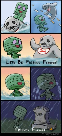 Amumu and Urf Lol League Of Legends, Lob, Annie, Meme, Funny,