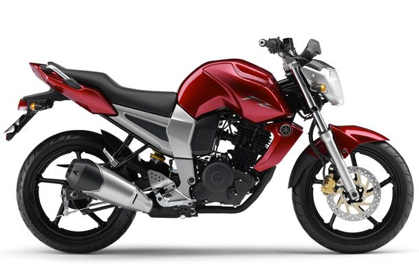 Top 10 Best 180cc Bikes In India 2016 With Images Fz Bike