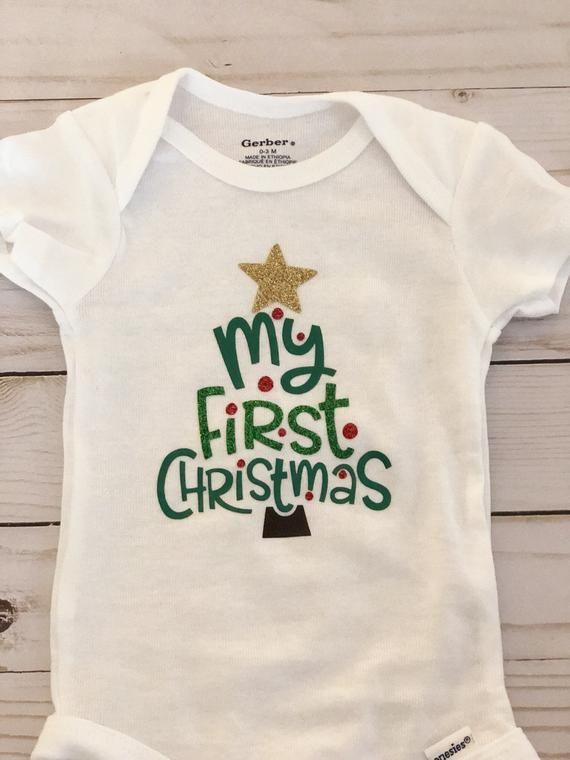 Baby 1st Christmas, newborn photo prop, Newborn Christmas ...