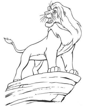 Pin on König der löwen