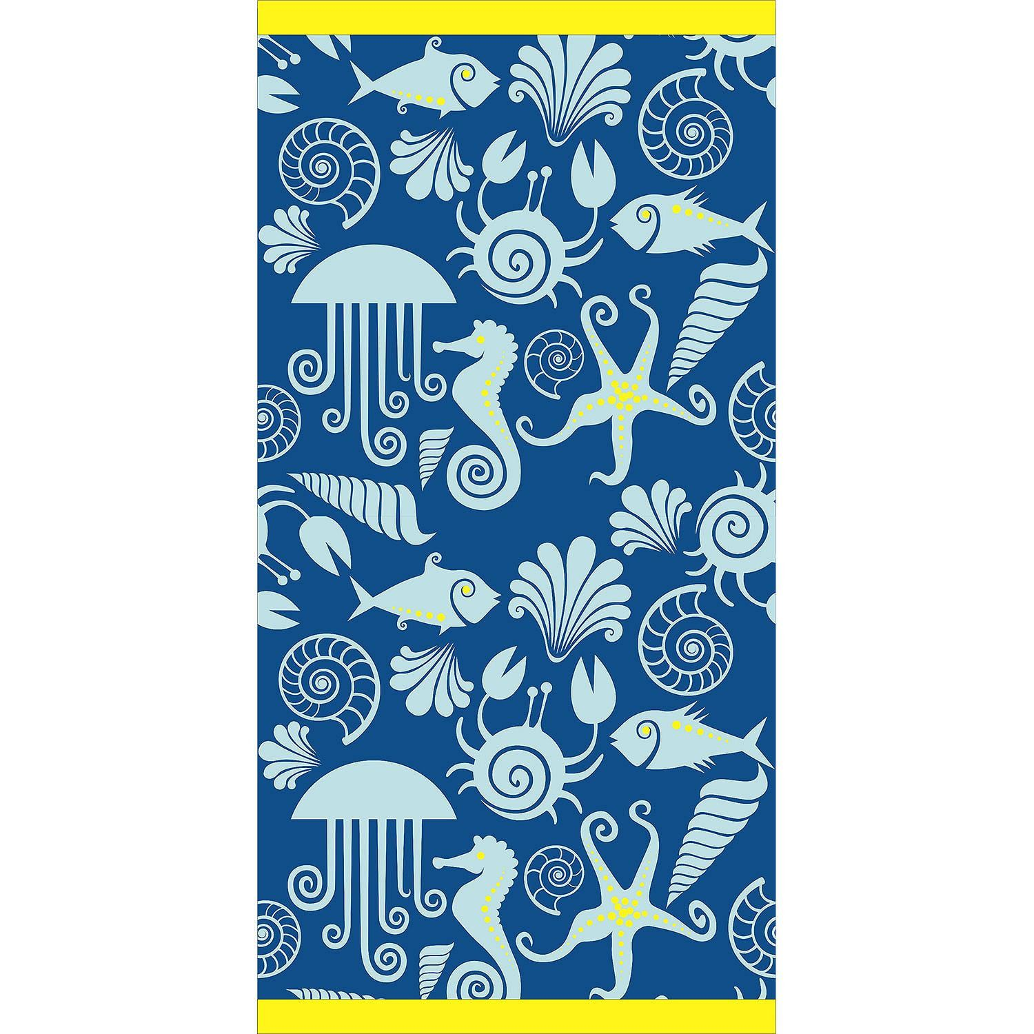 Youth Beach Towel Personalized Pool Towel Gift For Boys Boy