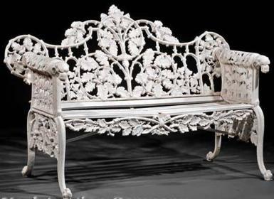 Cast Iron Garden Furniture Part 45