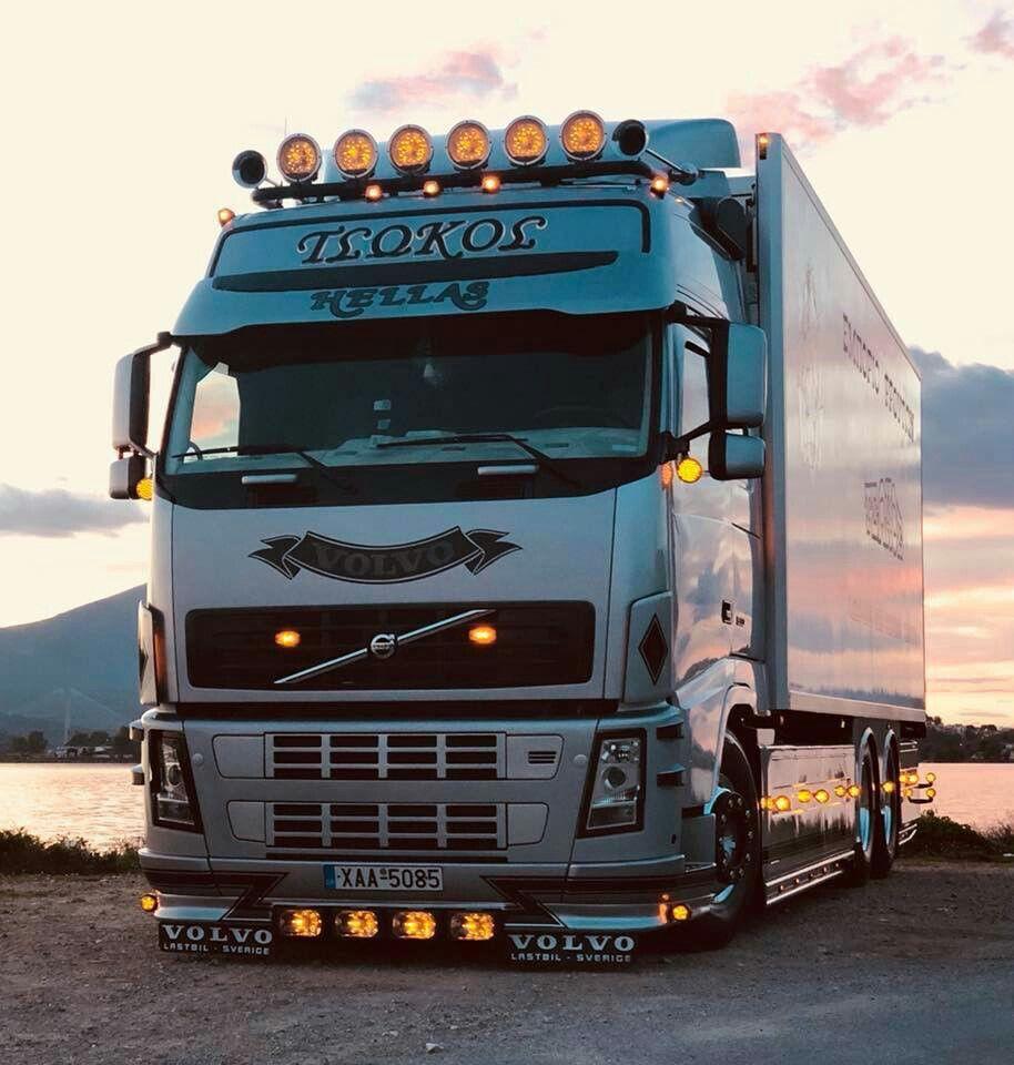 Pin Von Lander Auf Truck Cars Volvo Und Lkw