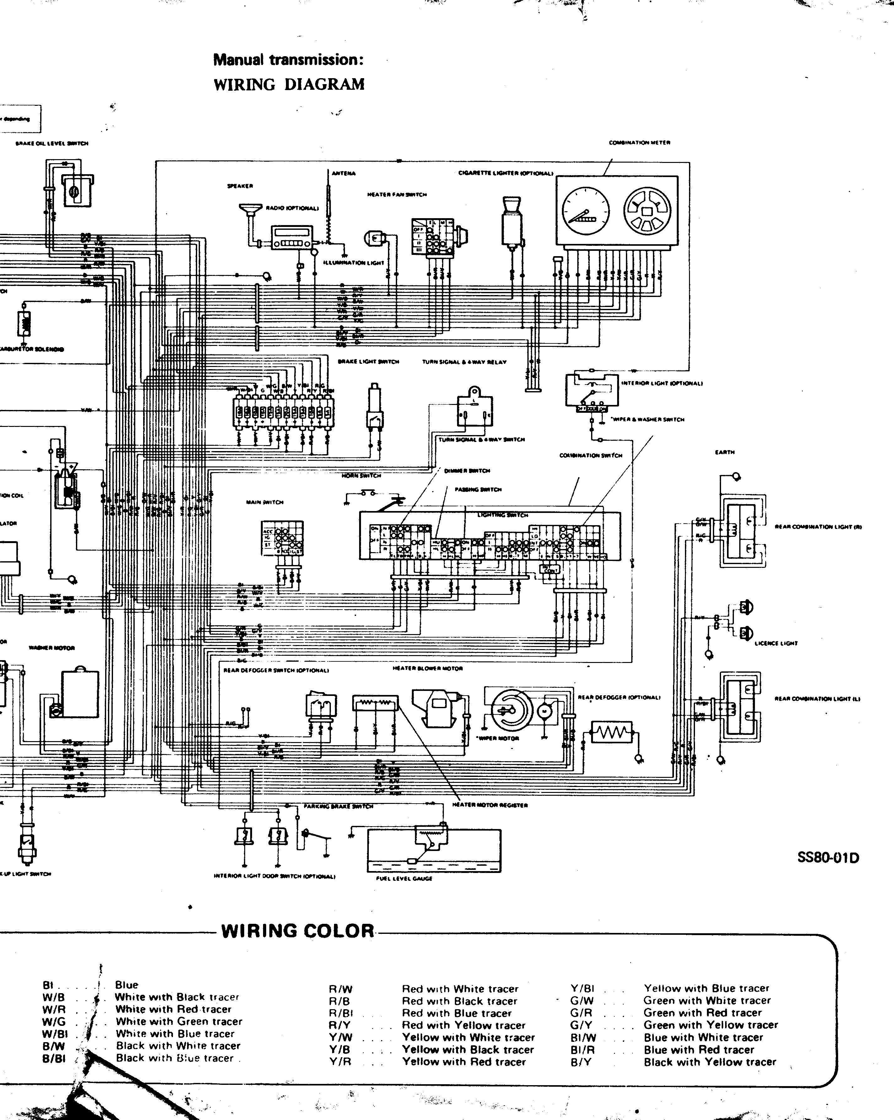 New Wiring Diagram Of Zen Car Con Imagenes Heroe