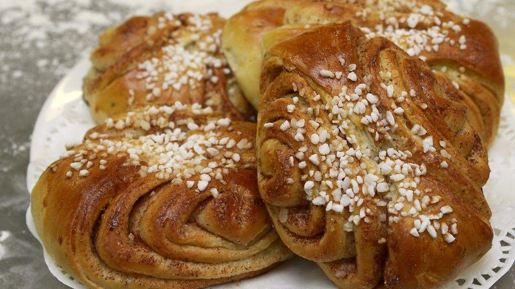 Suomalaisista leivonnaisista etenkin korvapuustit ovat japanilaisten mieleen. Copyright: Lehtikuva. Kuva: Markku Ulander.