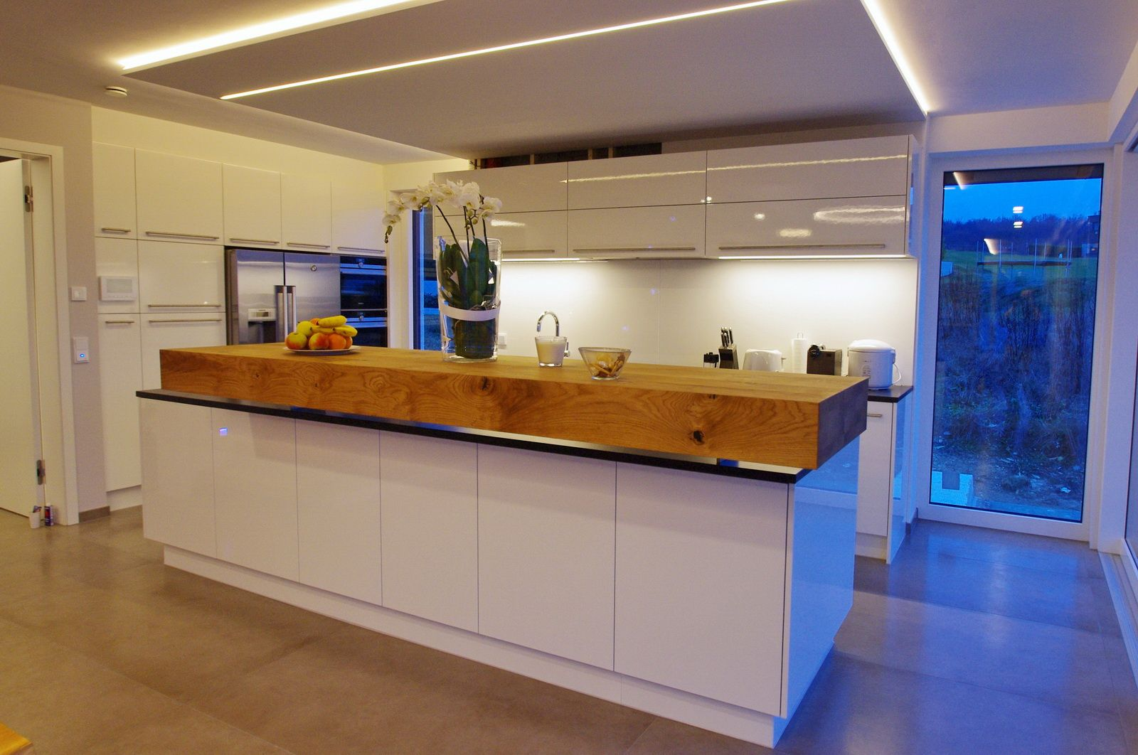 Eine Küche zum Verlieben mit Profilen von Reprofil. #Reprofil ...