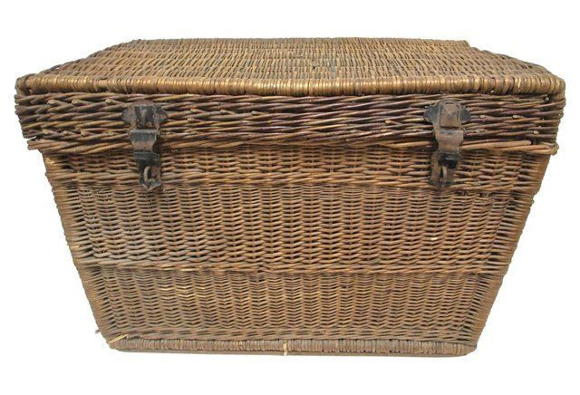 French Willow Trunk, Large