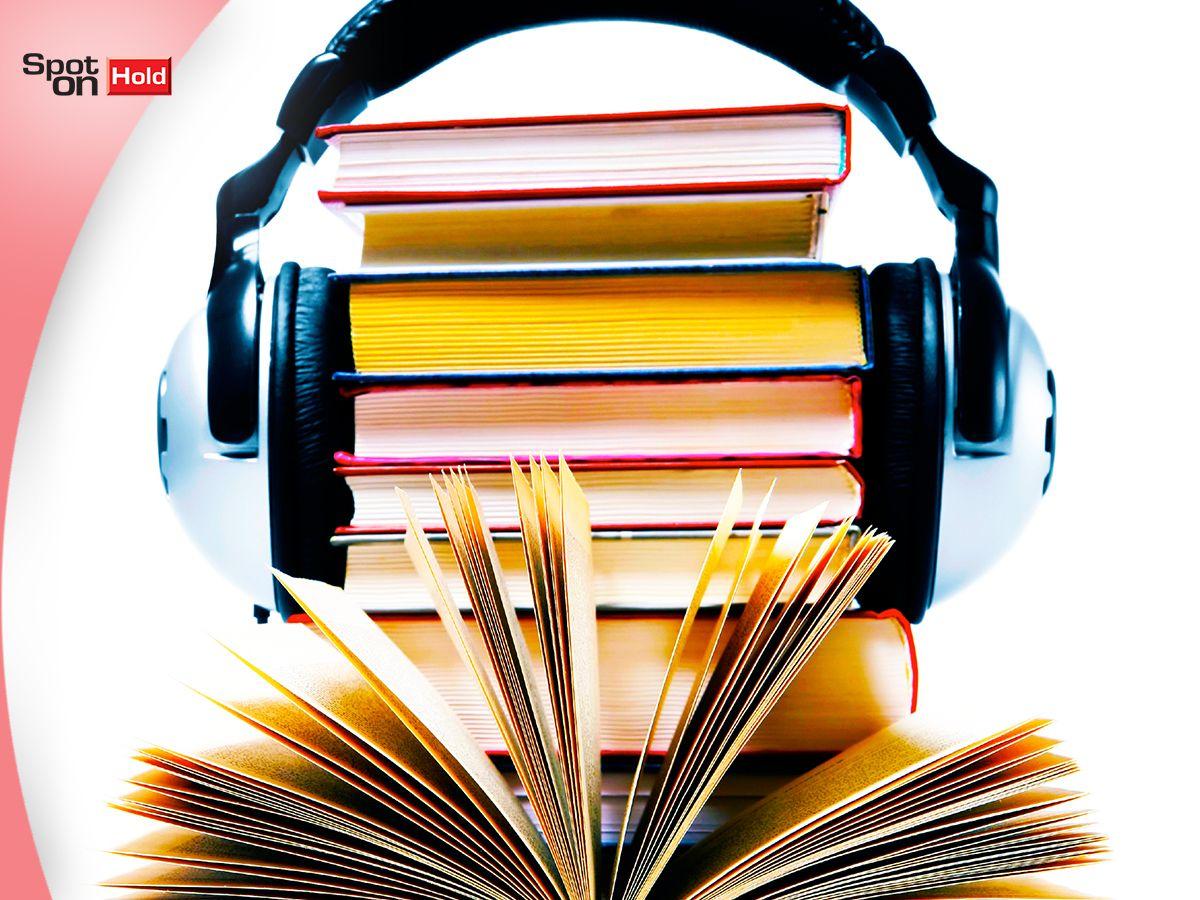 ¿Quieres hacer o grabar un audiolibro? ¡Llámanos!