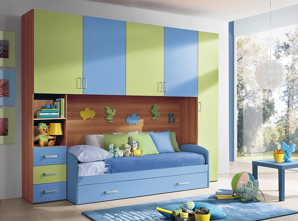 Camerette Valentini ~ Best camerette images bedroom kids kid bedrooms