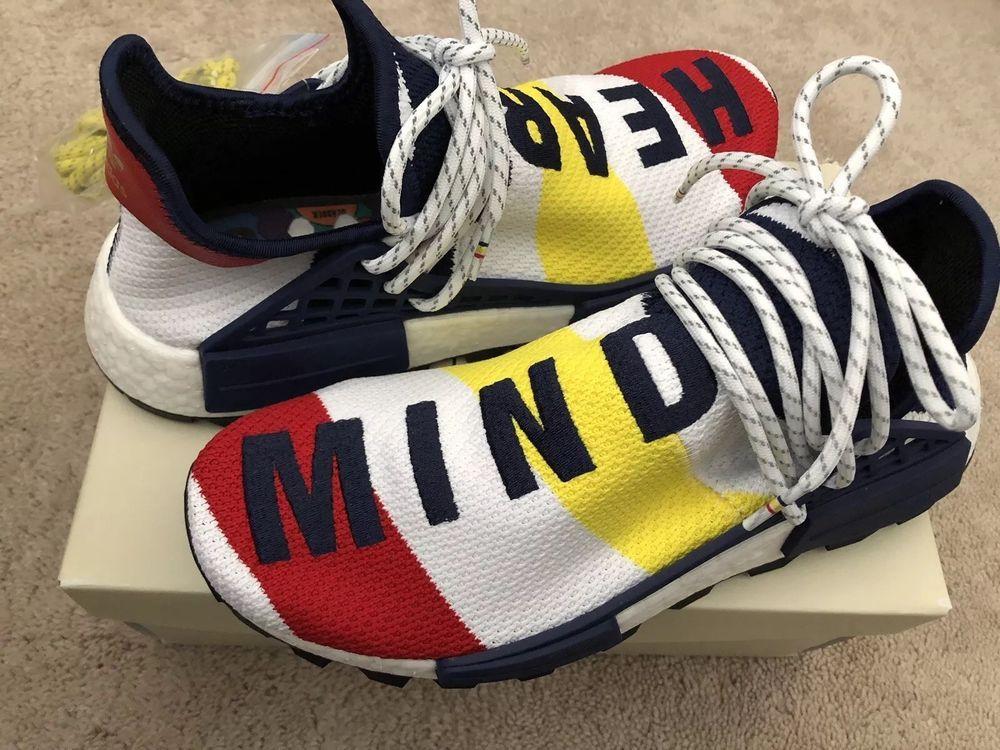 003d8d9c8 DS Pharrell Adidas Hu Human Race NMD HU BBC Billionaire Boys Club Sz 8.5  Mens  fashion  clothing  shoes  accessories  mensshoes  athleticshoes (ebay  link)