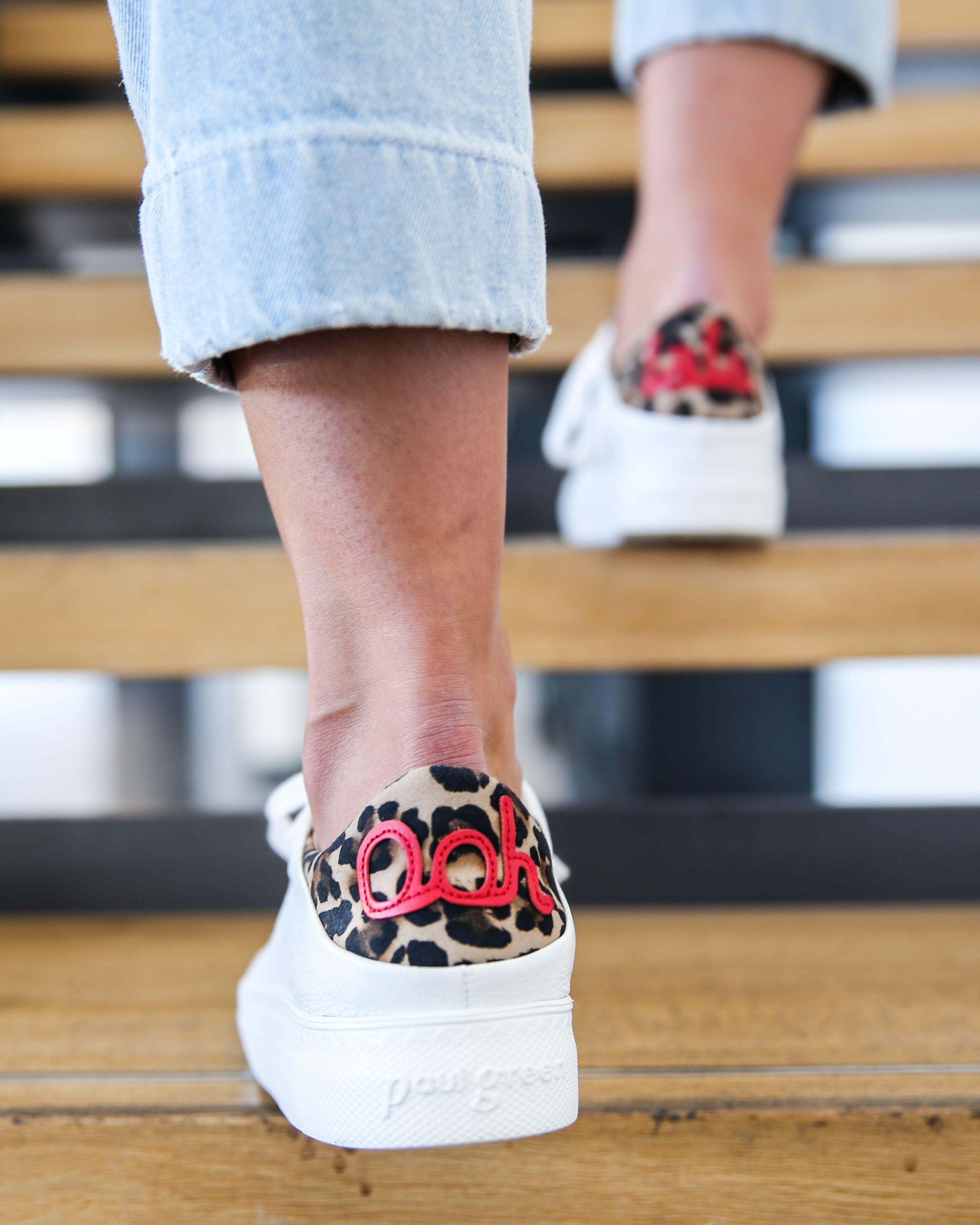 Paul Green Sneaker mit Leodetail | Paul green, Paul green