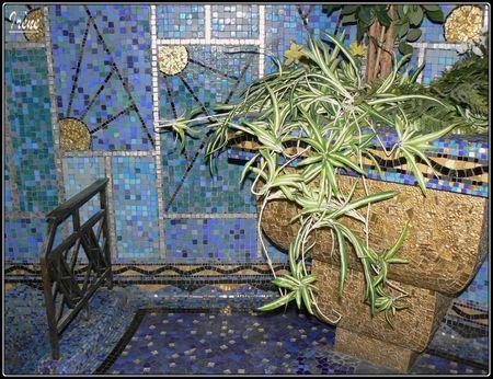 mosa ques odorico art art mosaique mosaiste et. Black Bedroom Furniture Sets. Home Design Ideas