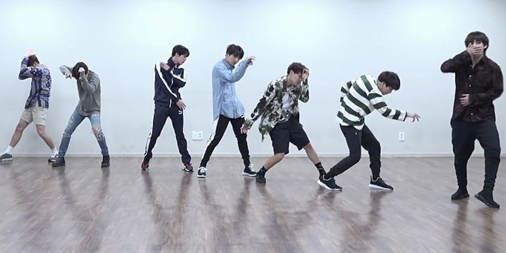 73e4f5037faaa BTS Release  Fake Love  Dance Practice Video – Watch Now! Want to learn the  moves to BTS s latest smash hit