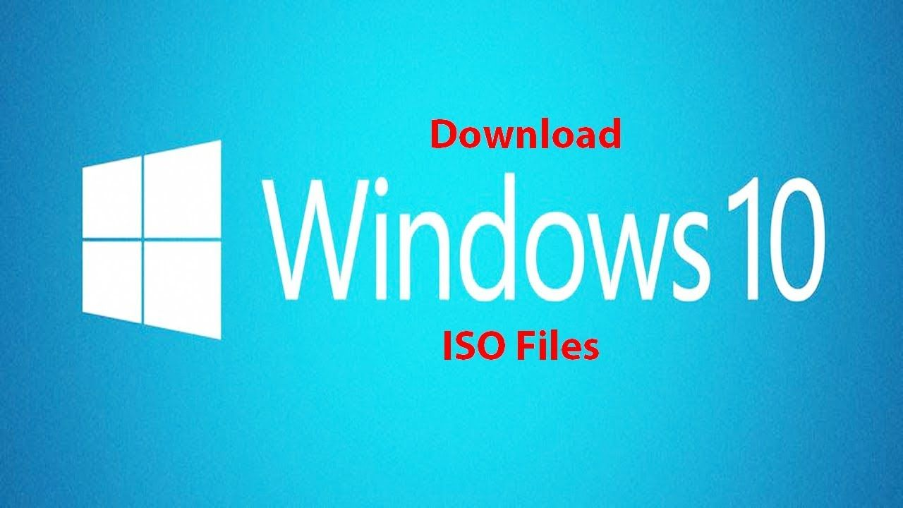 How to download windows 10 iso file 64 bit 32 bit