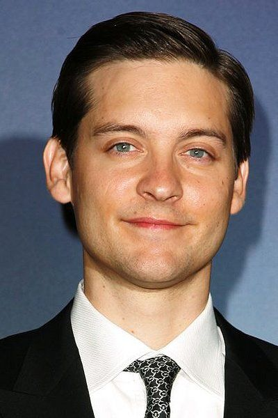 Tobey Maguire Hollywood Actor Celebrities Male Marvel Actors