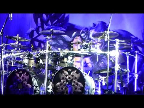 Drum Solo- Black Veil Brides Live at The Fillmore Silver Spring 11/29/14 (HD) - YouTube