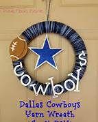 diy dallas cowboys crafts - Bing Images