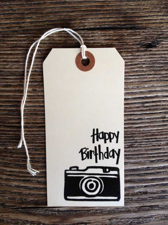 Great Friend Photography Camera /& Film Design Lovely Verse Happy Birthday Card