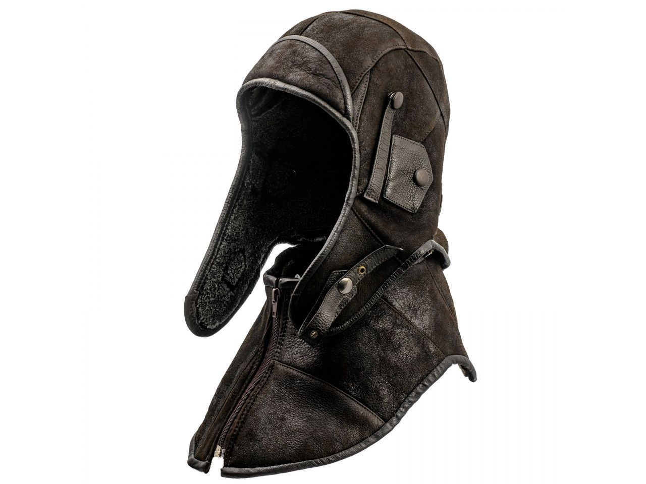 d68869067 Aviator caps made of leather for men and women - Sterkowski. | SEW ...