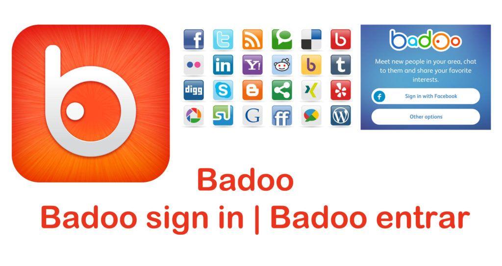 Badoo Badoo sign in Signs, App, Play game online