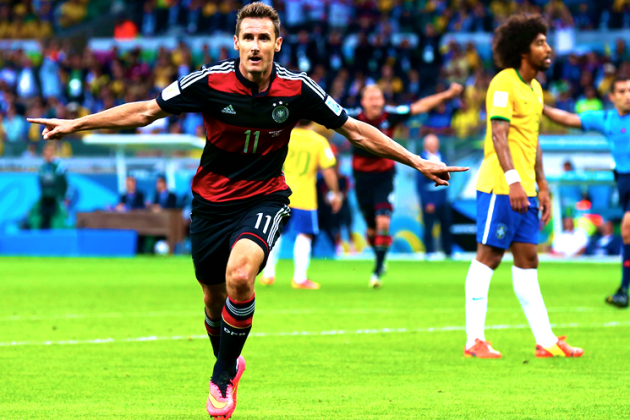 Brazil Vs Germany World Cup Semi Final Score Grades And Post Match Reaction Germany Vs World Cup Semi Final World Cup Games