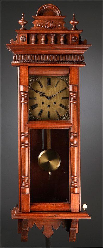 6aaa1edf2784 reloj de pared antiguo