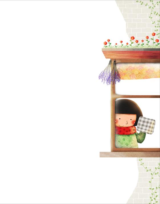MY CHILDHOOD by Khanh Tran, via Behance