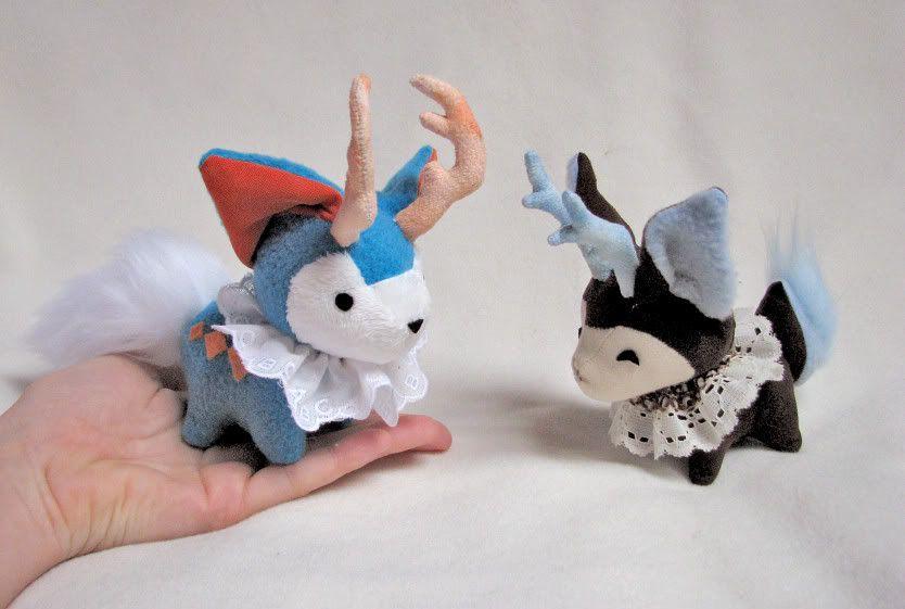 Chibi Quadrupeds and lots of big cute Creatures - Cute Stuffed ...