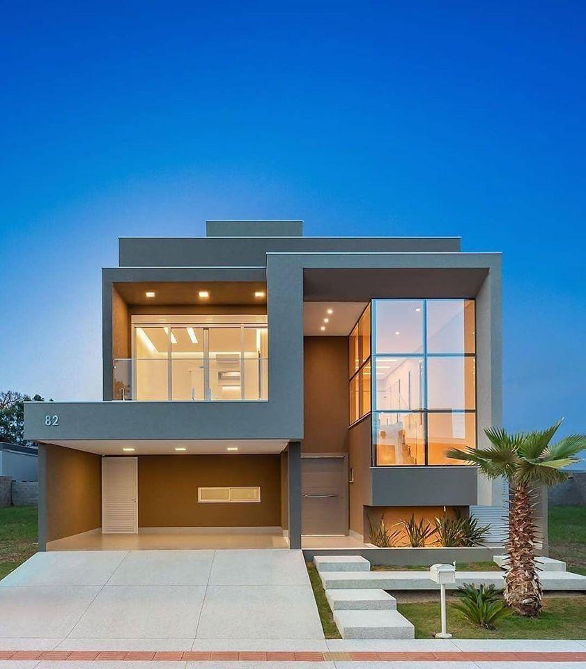 European Style Home Design Ideas In 2020 Modern House Facades Facade House Modern Exterior House Designs