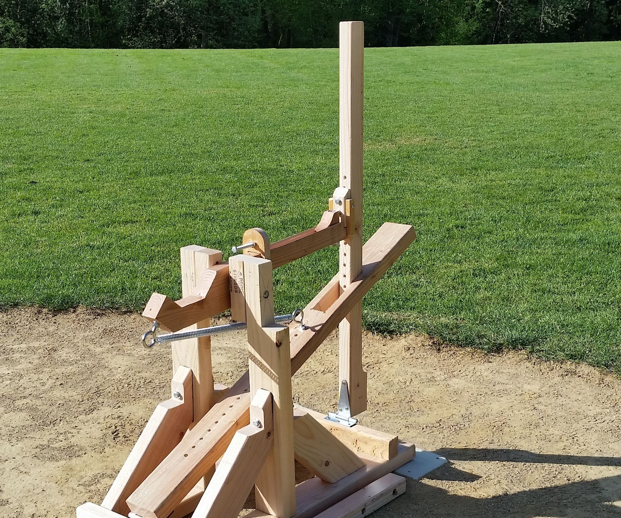 Diy Pitching Machine Inters Ting Softball