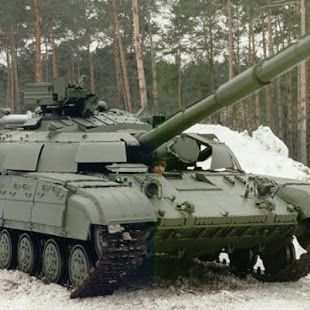 Как украинские танки 'Булат' разрывают российские 'Т-72' на поле боя (Видео) - Техно СОТНЯ