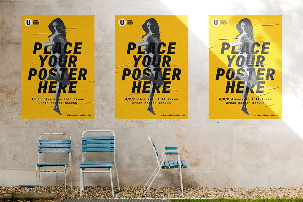 Free Outdoor Poster Mockup In Psd Outdoor Poster Mockup Psd Poster Mockup Poster Mockup Psd Poster Mockup Free