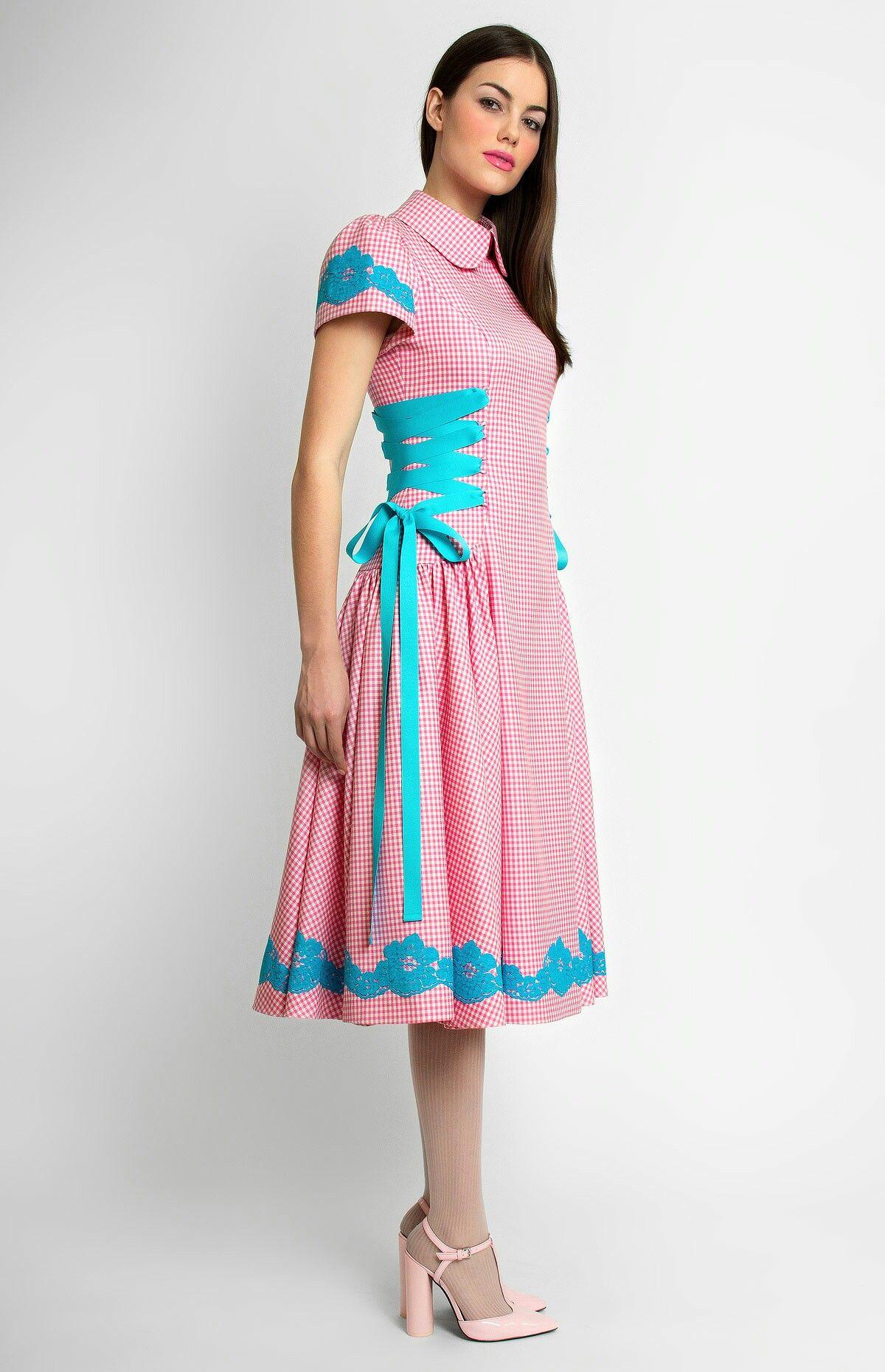 Perfecto Vestidos De Dama Retro Viñeta - Colección de Vestidos de ...