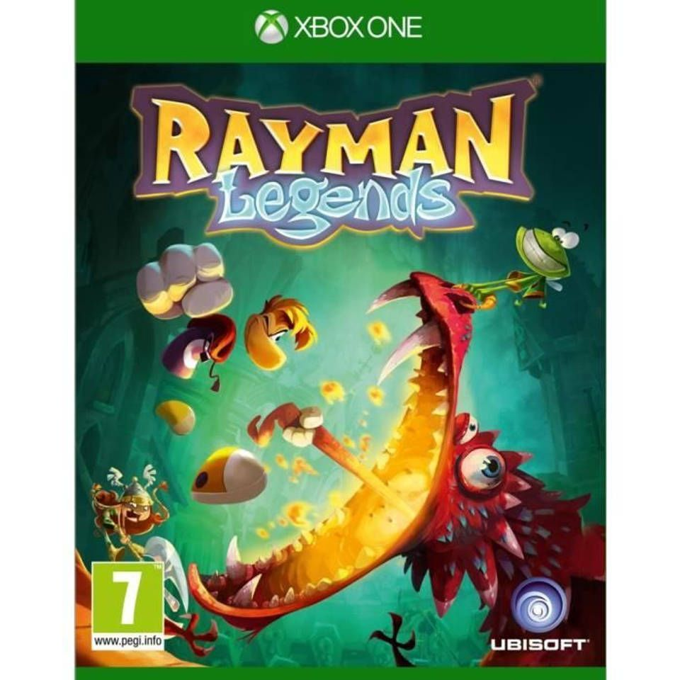 Rayman Legends Xbox One Game Jogos Xbox One Xbox Rpg